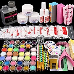 Creamoon 42 in 1 Nail Art Set