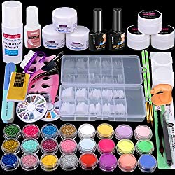 New-Professional-Acrylic-Powder-Nail-Art-Starter-Kit 10 Best Acrylic Nail Kits for Beginners and Pros for Ultra-Amazing Manicures