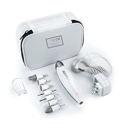 Weiyi-Portable-Electric-Nail-Drill-Machine 10 Best Electric Files For Nails & Drills