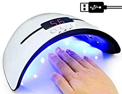 Gel-2-Pro-Cure-2.0-Best-UV-Gel-Nail-Lamp Looking for the Best UV/Led Nail Lamp? We'll Spoil you with 9 Options here!