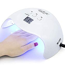 LKE-UV-LED-Nail-Lamp Looking for the Best UV/Led Nail Lamp? We'll Spoil you with 9 Options here!