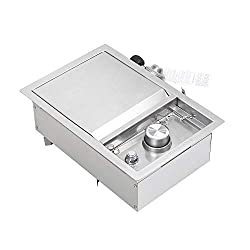 Kitchen-Aid-Built-In-Side-Burner Want to Cook Awesome? The Top 8 Side Burners for Outdoor Kitchens
