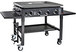 Blackstone-36-Inch-4-Burner-Flat-Top-Gas-Grill Taste buds craving a tasty breakfast? 11 Best Outdoor Gas Griddles for you!