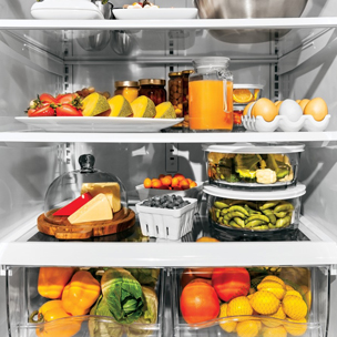Elevator-Shelves What Extra Features Should I Look For In A Refrigerator?