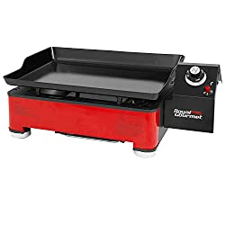 Royal-Gourmet-PD1202R-Portable-Tabletop-Grill-or-Griddle Taste buds craving a tasty breakfast? 11 Best Outdoor Gas Griddles for you!