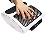 Belle-Oval-Nail-Dust-Collector Can't get rid of Nail Dust? Here's the 8 Best Nail Dust Collector for you!