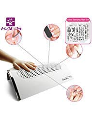 Kads-Nail-Art-Dust-Suction-Collector Can't get rid of Nail Dust? Here's the 8 Best Nail Dust Collector for you!