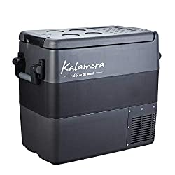 Kalamera-54-Quart-Portable-Refrigerator Not enough space in the Fridge? Choose the Best Outdoor Freezer out of 9