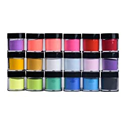 Aimik-18-Colors-Acrylic-Nails-Powder Unleash Creativity on your Nails with these 19 Best Acrylic Powders Now