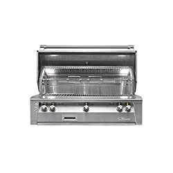 Al-Fresco-ALXE-42-NG-42-Standard-Grill Bring Luxury & Outdoor Cooking Together with the 8 Best Alfresco Grills!