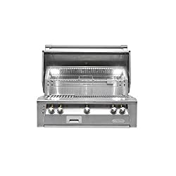 Alfresco-Built-in-Grill-with-Rotisserie-and-Sear-Zone-ALXE-36SZ-LP-Propane-36-Inch Bring Luxury & Outdoor Cooking Together with the 8 Best Alfresco Grills!