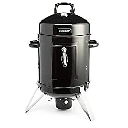 Cuisinart-COS-116-Vertical-Smoker Begin a Love Affair with your food through these Best Charcoal Smokers