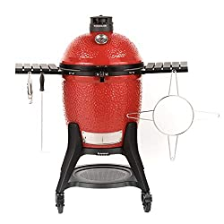 KAMADO-JOE-CLASSIC-VERSION-III Begin a Love Affair with your food through these Best Charcoal Smokers