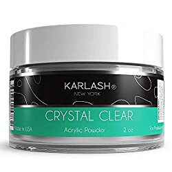 Karlash-Professional-Acrylic-Powder-Crystal-Clear-2-oz Unleash Creativity on your Nails with these 19 Best Acrylic Powders Now