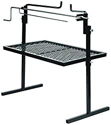 Steven-Raichlen-Best-of-Barbecue-Cast-Iron-x-Steven-Raichlen-SR8024-Best-of-Barbecue-Tuscan-BBQ-Grill14 Even you can be a Ramsey when you have this Campfire Grill Grate