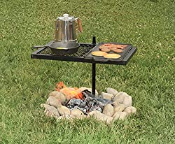 Texsport-Heavy-Duty-Over-Fire-Camp-Grill Even you can be a Ramsey when you have this Campfire Grill Grate