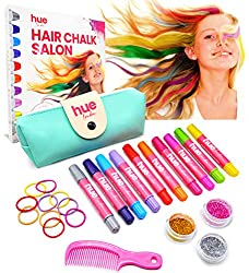 Buoceans-London-Blendable-Coloured-Hair-Chalks The 7 Best Hair Chalk Kits to Glamorize your Hair the way you want