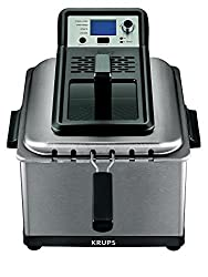 KRUPS-Deep-Fryer Here are the 8 Best Deep Fryers for making KFC Style Chicken at Home