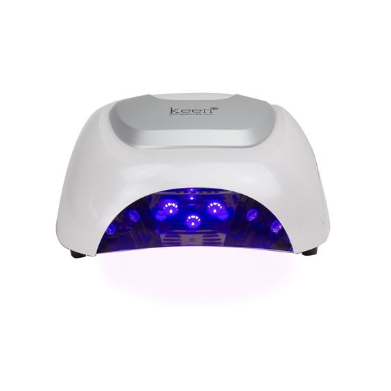 LED-or-UV-Curing-Lamp For the first time on Web: A fantastic Gel Nails at Home Guide for you