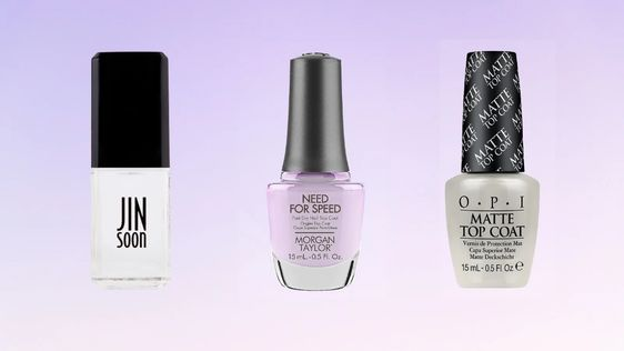 Top-Coat-for-nail For the first time on Web: A fantastic Gel Nails at Home Guide for you